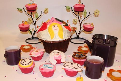 Alice in Wonderland   by MiraUncutBlog