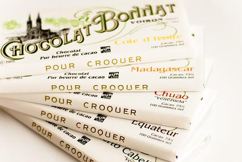 Chocolat Bonnat. Les Grand Crus d' Origine | by EverJean
