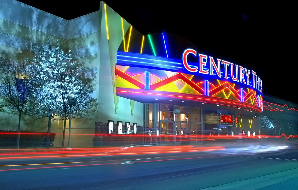 bayfair's century cinema 16 | ashland / san leandro, califor