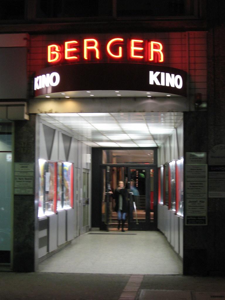 Kino Berger Frankfurt