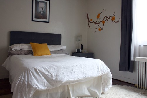Bedroom, from SE corner