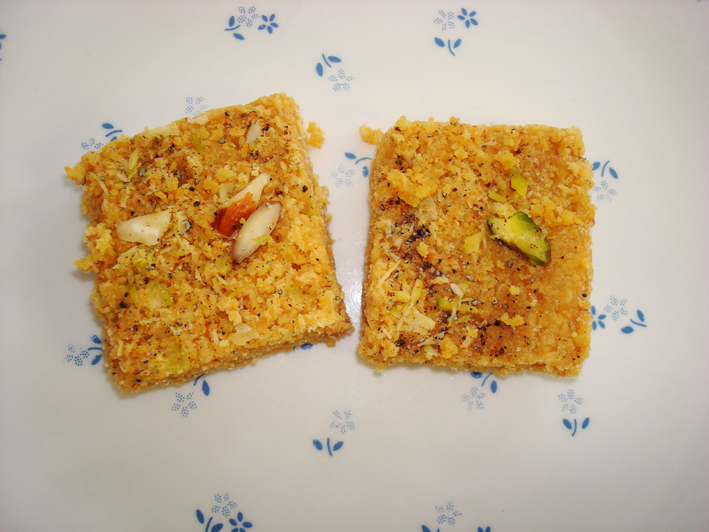 Mohan thaal pieces
