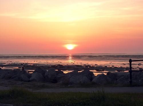 Sunset On Beach 9 (17/04/2010)