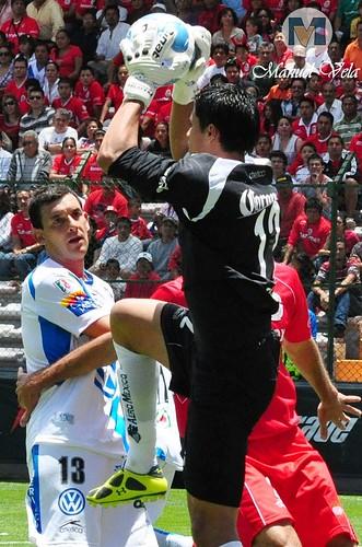 DSC_0401 Toluca victimo 2-1 al Puebla FC estadio Nemesio Diez por LAE Manuel Vela