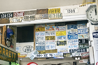 licenseplates | by yyellowbird