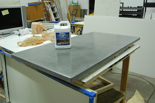 Concrete Countertop | by sparr0