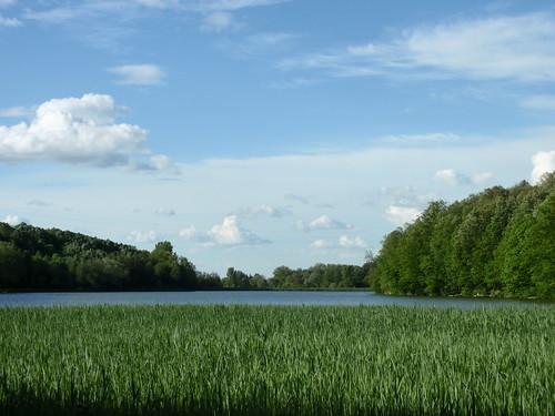 lake hungary kaposvár somogy