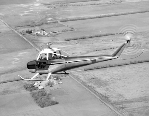 Cessna CH-1 | by San Diego Air & Space Museum Archives