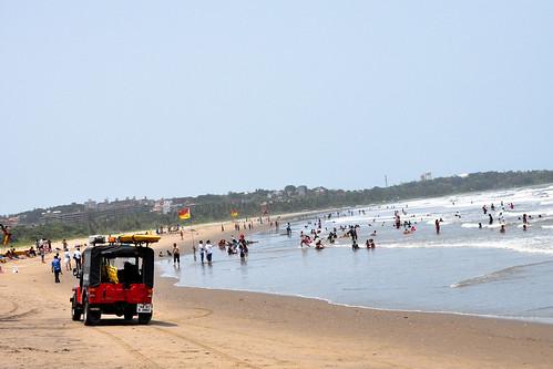Miramar beach on a sunny sunday | by h0lydevil