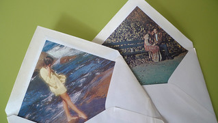 vintage photo envelopes | by milly and tilly