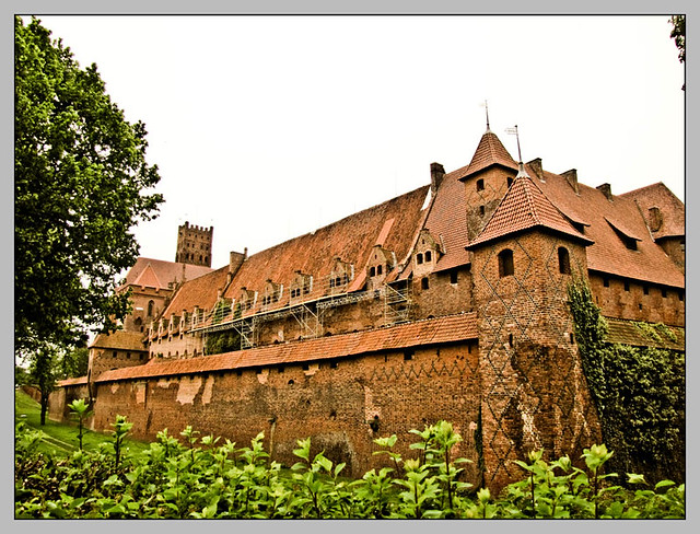 Ordensburg Malbork
