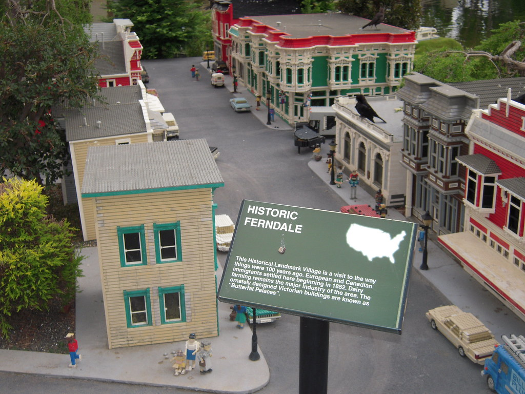 Ferndale at Legoland