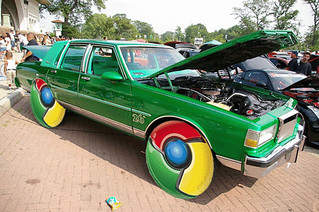 Google Chrome Ride | by shauser