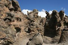 Stone Forest, Imata