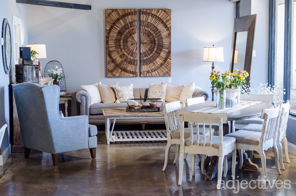 Living room furniture and dining set Adjectives Altamonte