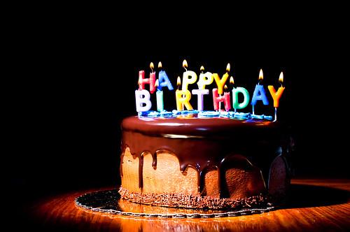 Birthday Cake   by Omer Wazir