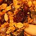 Cranberry arbikozen granola (ongesuikerd)