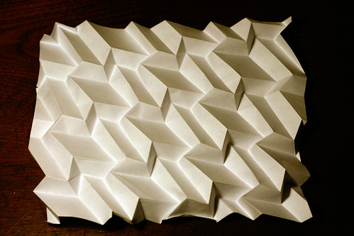 Rhombic Weave | by Ray Schamp