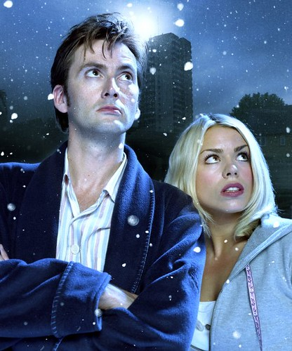 Doctor Who The Christmas Invasion.Doctor Who The Christmas Invasion Stuart Manning Flickr