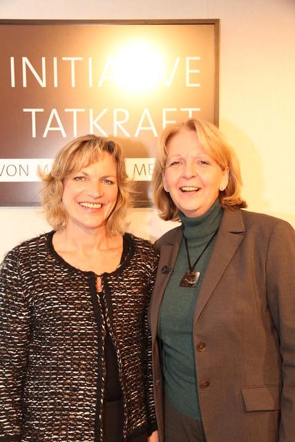 Initiative Tatkraft mit Hannelore Kraft