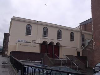 Saints Michaels Catholic Church (site of New Meeting House)