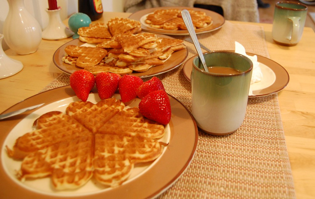 birthday breakfast ideas for husband