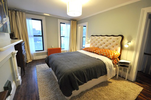 master bedroom wide angle | by brick city love