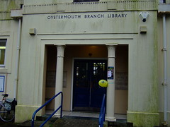 Oystermouth Library 1 taken by Paul Gadsby