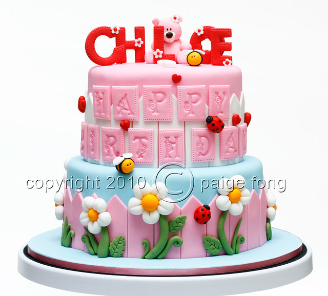 Cake for Sweet Chloe