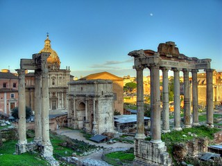 Arch of Septimius Severus | by rmlowe