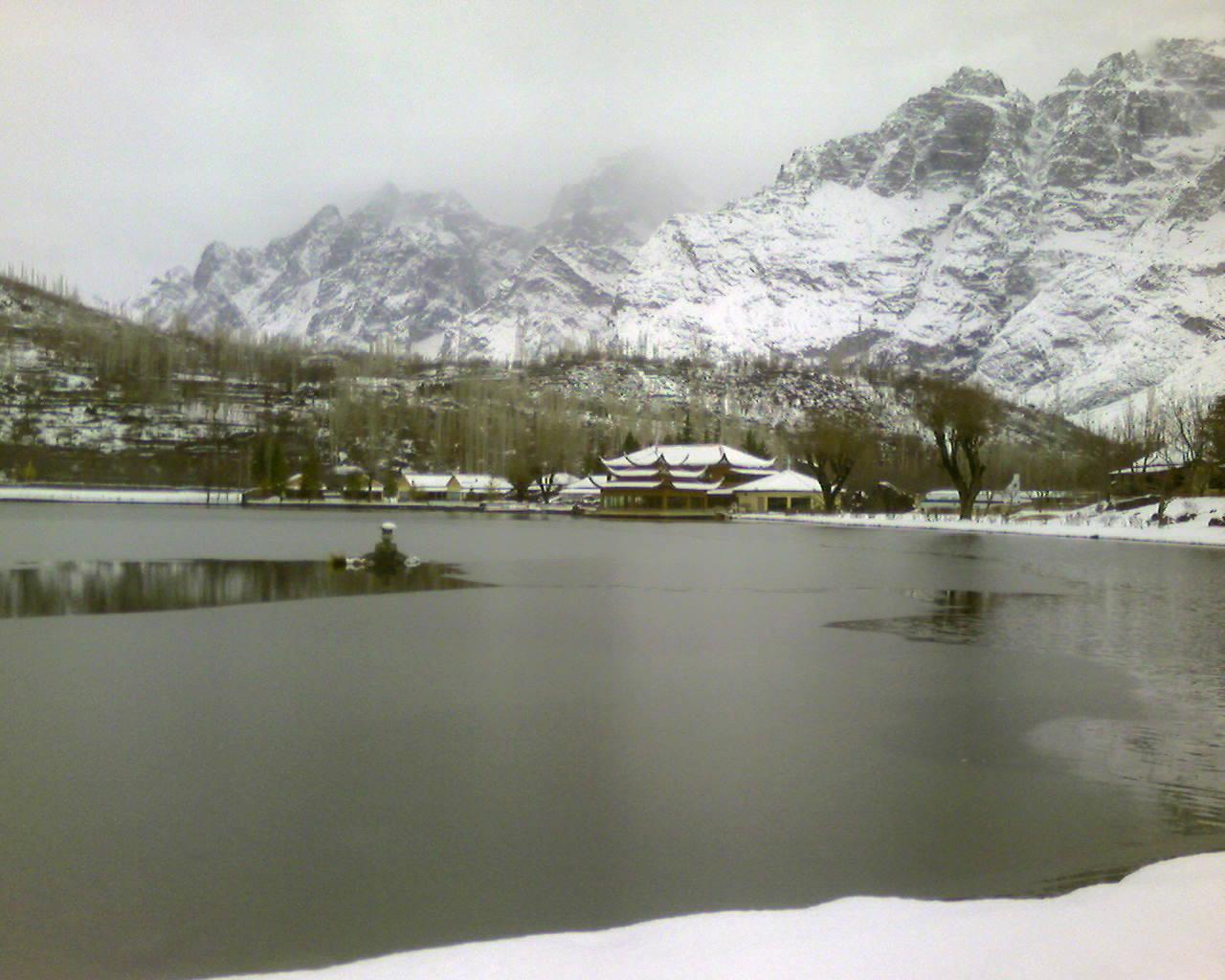 Shangrila Resort in Winters