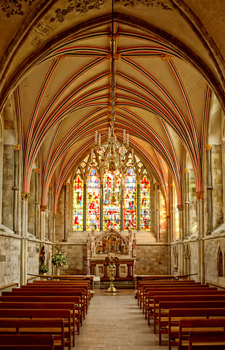 Chichester Cathedral - Lady Chapel | by Hexagoneye Photography