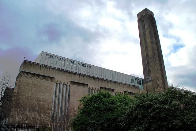 03 Tate Modern Giles Gilbert Scott 1947 Herzog & de Meuron 2000 Londres 346