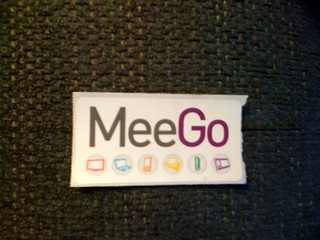 MeeGo Sticker | by GeekyGirlDawn