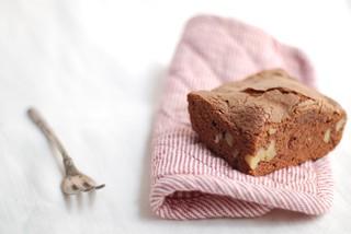 brownies con nueces | by Ivana Rosario ·