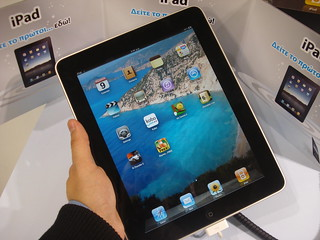 Apple iPad | by JohnKarak