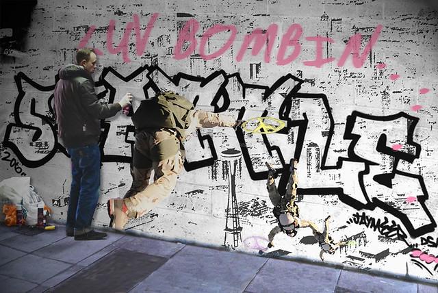 Turf Wars - Luv Bombin Seattle
