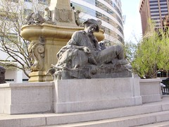 Pioneer Fountain | by TheRichardsons