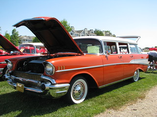 1957 Chevrolet Station Wagon 'AFY 458' 1 | by Jack Snell - Thanks for over 26 Million Views
