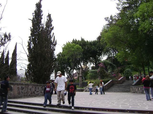 Sagrado Recinto del Tepeyac, Guadalupe, Ciudad de México/Mexico City - www.meEncantaViajar.com