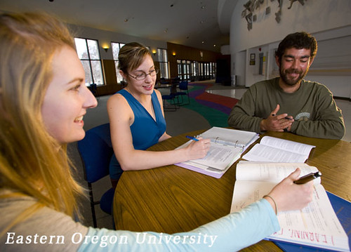 EOU students