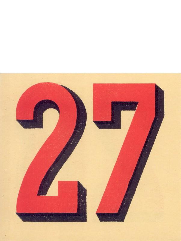 calendrier n27