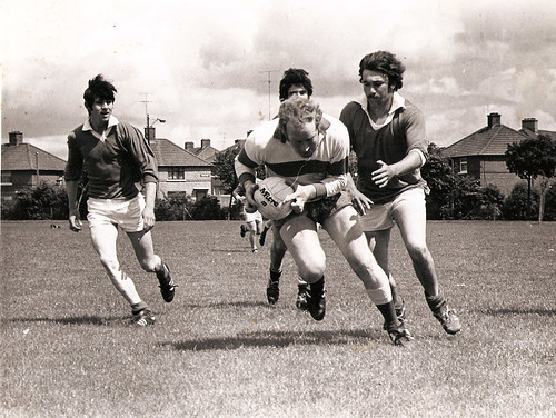 1980's Football Match 2   by Naomh Fionnbarra GAA Club