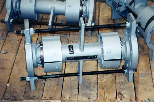 "3"" NPS Tied Universal Bellows For A Power Plant In Saudi Arabia"