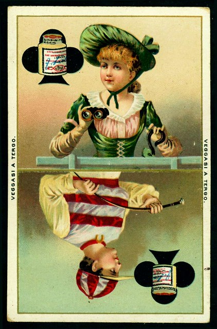Liebig S294 - Playing Cards