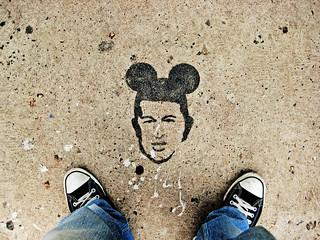 Mickey Chávez Mouse