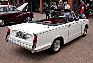 1966 Triumph Vitesse 6 | by philipj.simpson