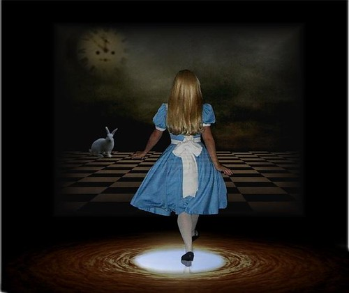 Alice through the Looking Glass | by sammydavisdog