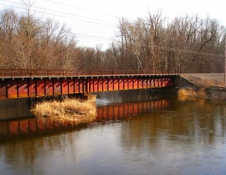 Red Trestle, New Paris, IN