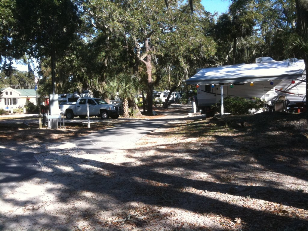 River's End Campground, Tybee Island